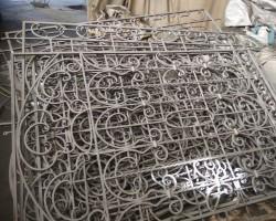 Пескоструйная обработка металлоконструкций и зданий